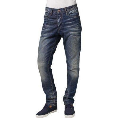 Jack & Jones STAN ORIGINAL Jeans blau