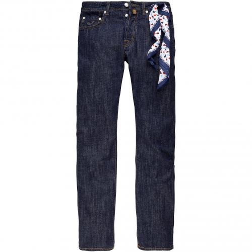 Jacob Cohën Herren Jeans Blue