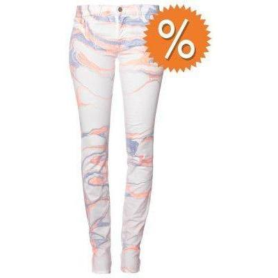 JBrand PENCIL LEG TWILL Jeans purp marble