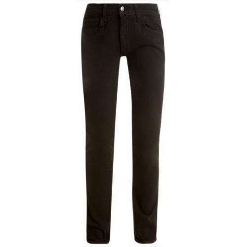 Joe's - Slim Super Slim Jet Black Schwarz