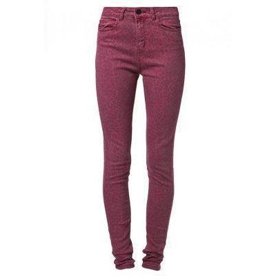 JUST FEMALE TIGER TWILL Jeans vino