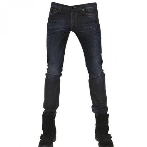 Karl - 16,5 Cm Denim Stretch Skinny Jeans