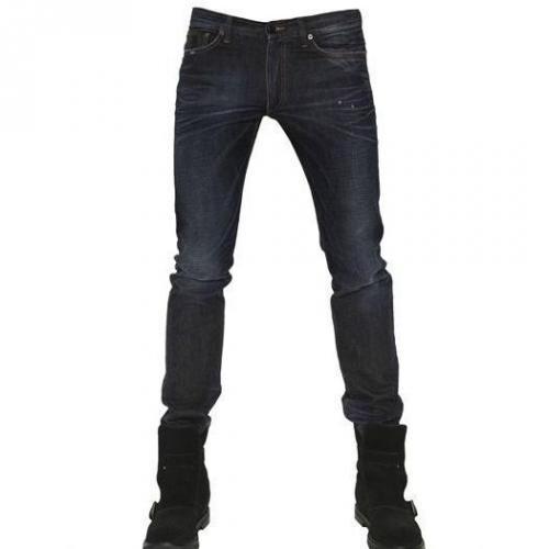 Karl - 16,5 Cm Denim Stretch Skinny Jeans