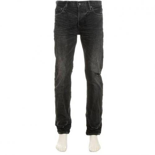 Kuro Jeans Graphite Classic black
