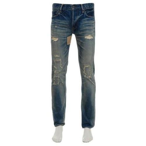 Kuro Jeans Graphite Vintage Wash 06