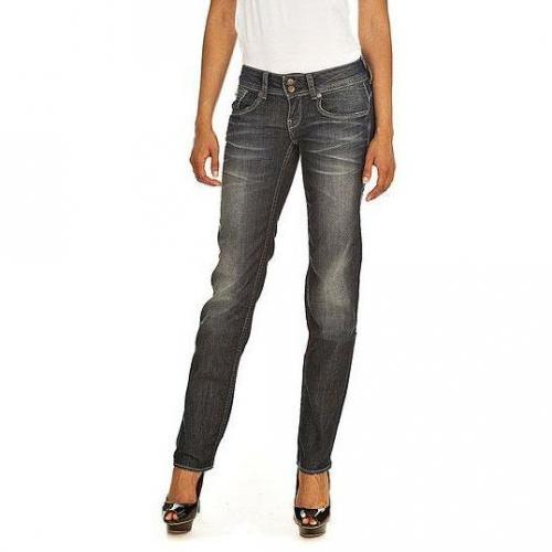Kuyichi - Hüftjeans Modell Joyce Down and Dirty Farbe Blaue Waschung