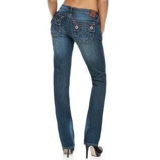 Laguna Beach Jean Co. Damen Jeans Hermosa Beach dunkelblau Straight Leg