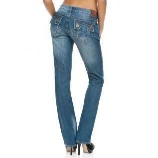 Laguna Beach Jean Co. Damen Jeans Hermosa Beach gerades Bein