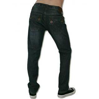 Laguna Beach Jean Co. Herren Jeans Huntington Beach Dunkelblau
