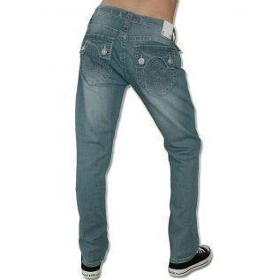Laguna Beach Jean Co. Herren Jeans Huntington Beach Hellblau