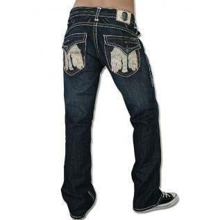 Laguna Beach Jean Co. Herren Jeans Long Beach