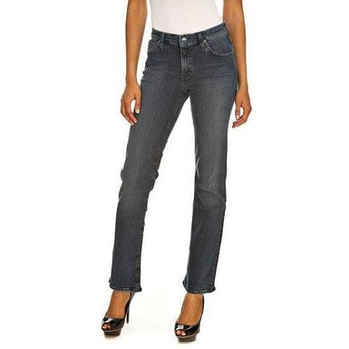 Lee - Boot Cut Modell Marion Straight The Galaxy Farbe Blau