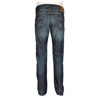 Lee Jeans Daren Ai Green Cast