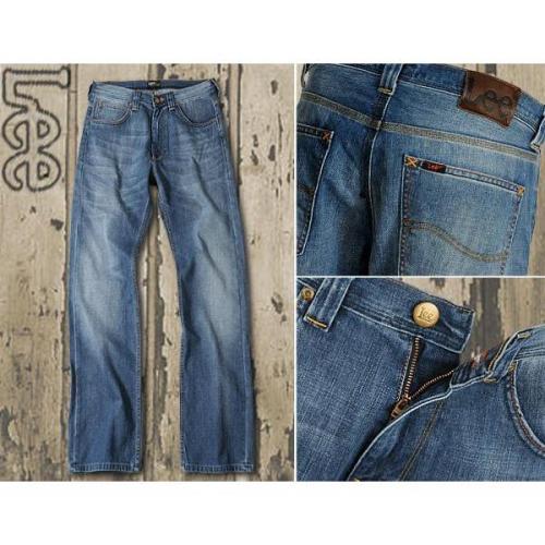 Lee Jeans Kent mid-road L740/CBJM