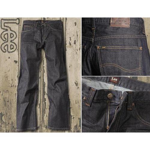 Lee Kent 5 Pocket Fit black shadow L740/70MT