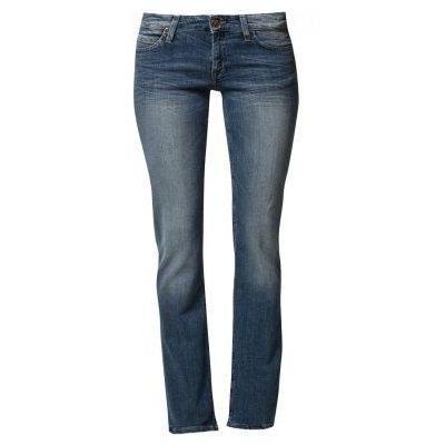 Lee MARLIN Jeans solid blau