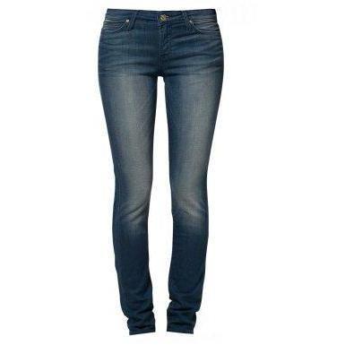 Lee SCARLETT Jeans washed blau