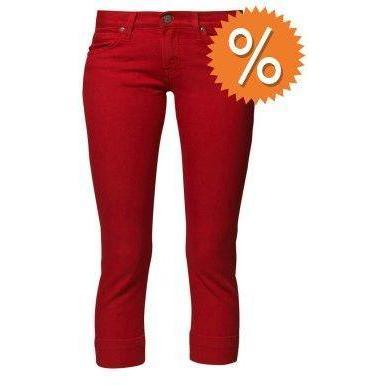 Lee SKINNY Jeans bright rot