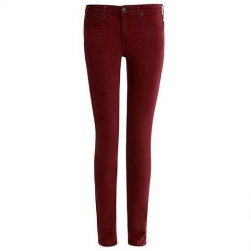 lee skinny modell scarlett bordeaux farbe rot. Black Bedroom Furniture Sets. Home Design Ideas