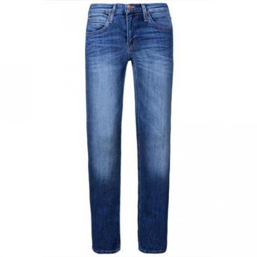 Lee - Slim Modell Jade Breaker Farbe Blaue Waschung