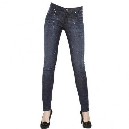 Lerock - Push Up Swarovski Stretch Skinny Jeans