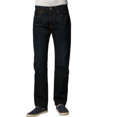 Levi's® 501 Jeans Jeans dark blau