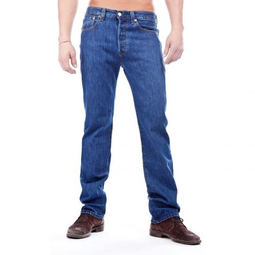 Levi`s 501 Jeans Straight Fit Stone