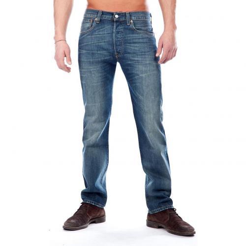 Levi`s 501 Jeans Straight Fit Vintage