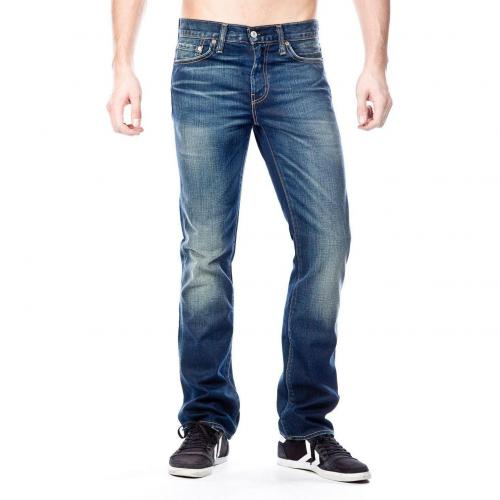 Levi`s 511 Jeans Dark Slim Fit Used