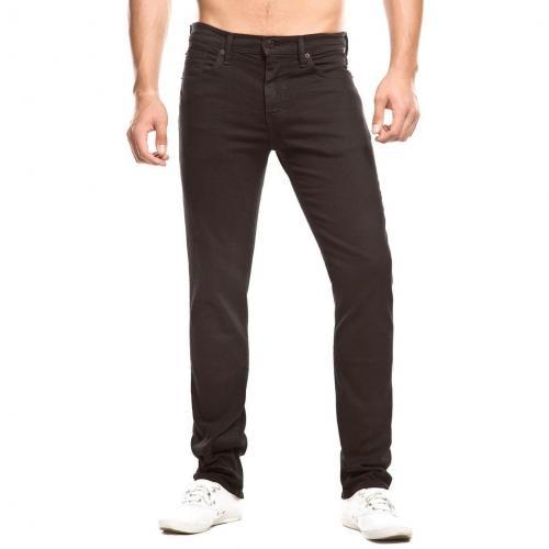 Levi`s 511 Slim Jeans Slim Fit Schwarz