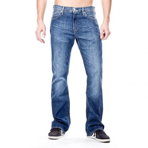 Levi's 527 Jeans Bootcut Stone Used