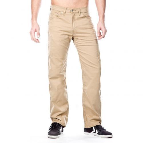 Levi's 751 Jeans Comfort Fit Beige
