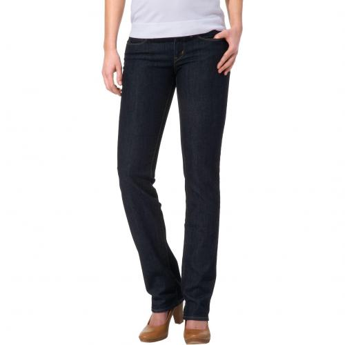 levi 39 s damen jeans bold curve straight. Black Bedroom Furniture Sets. Home Design Ideas