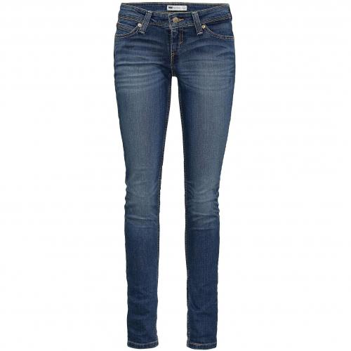 Levi's® Damen Jeans Demi Curve Skinny Blue 0048