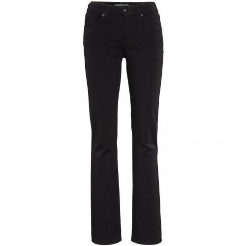 Levi's® Damen Jeans Demi Curve Straight 30 Black