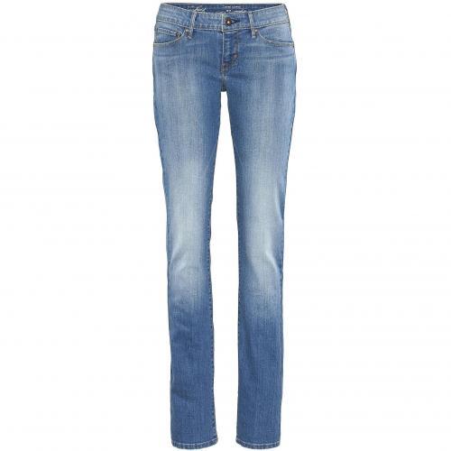 Levi's® Damen Jeans Demi Curve Straight Stone Blue 43
