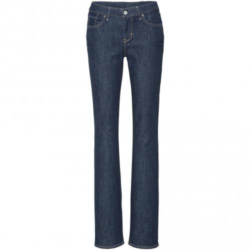 levi 39 s damen jeans new demi curve straight. Black Bedroom Furniture Sets. Home Design Ideas