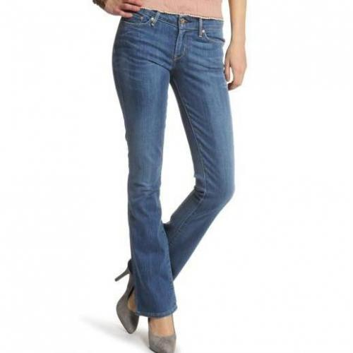 Levi's Demi Curve Skinny Boot blau