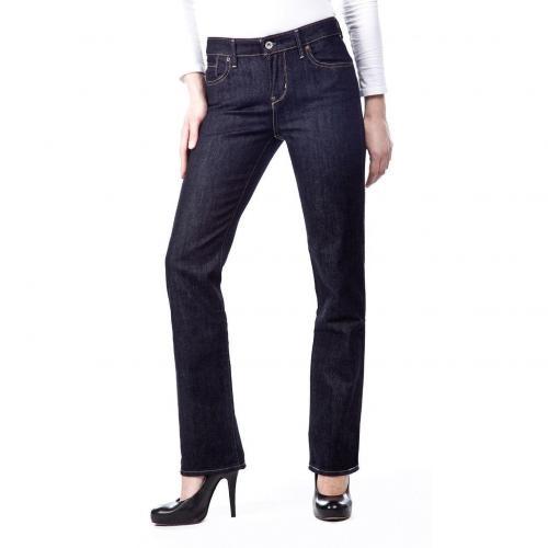 Levi's Demi Curve Straight Jeans Straight Fit Onewash