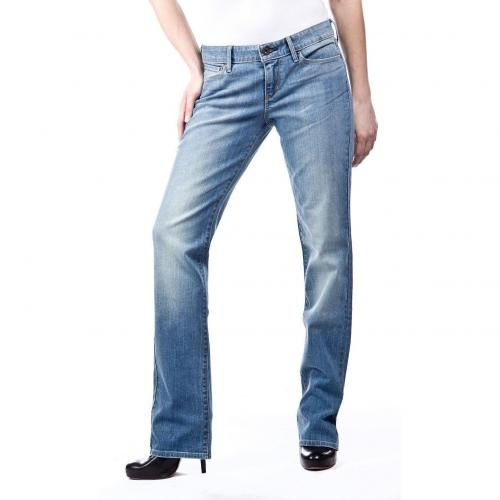 Levi's Demi Curve Straight Jeans Straight Fit Used