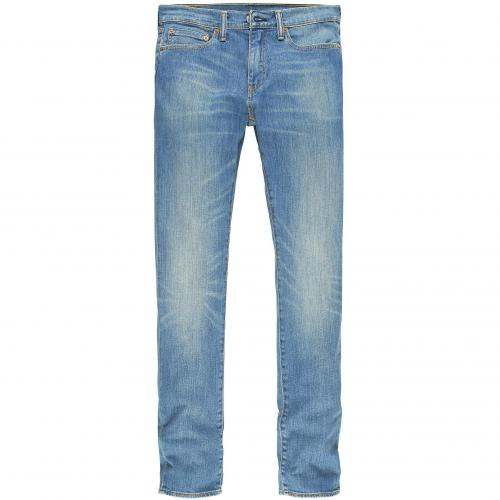 Levi's® Herren Jeans 510 Skinny Fit Stoned Blue Light