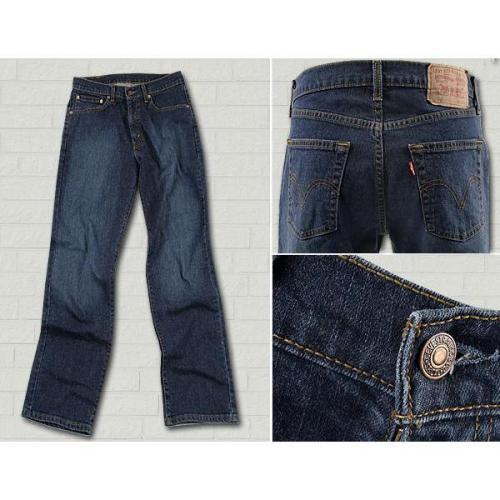 Levi's® Jeans denim blue 751/00/13