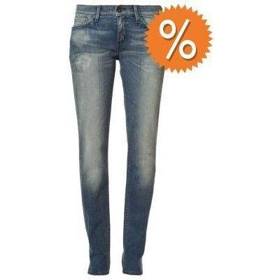 Levi's® MODERN DEMI CURVE SKINNY Jeans weiß attack