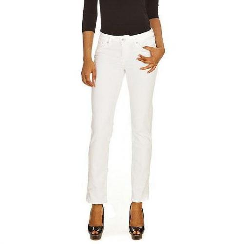 Levi's - Röhren- jeans Modell Classic Slight Curve Summer White Farbe Weiß