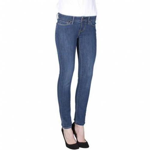 Levi's - Skinny Modell Modern Slight Curve Slim Indigo Allure Farbe Blau