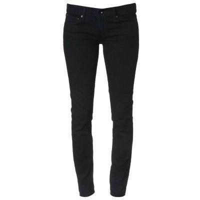 Levi's® SLIGHT CURVE Jeans schwarz