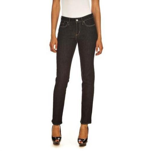Levi's - Slim Modell Classic Slight Curve Rinse Superstretch Farbe Dunkelblau