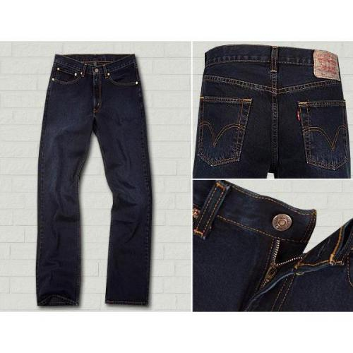 Levi's® Standard Fit Blue Black 751/02/54