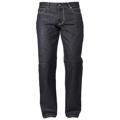 LRG - Hüftjeans Grass Roots Raw Black Schwarz