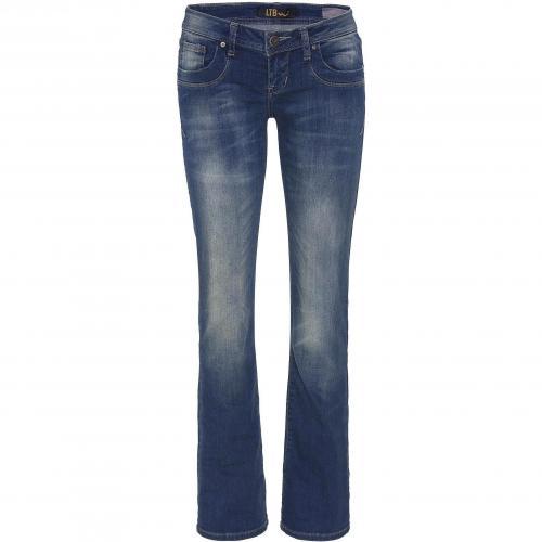 ltb damen jeans valerie regina wash. Black Bedroom Furniture Sets. Home Design Ideas